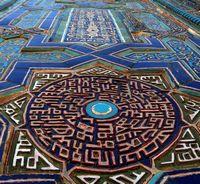 Путешествие по Узбекистану. Самарканд. Шахи Зинда. Незабываемые восточные узоры.